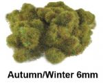 6mm Static Grass Autumn/Winter Mix
